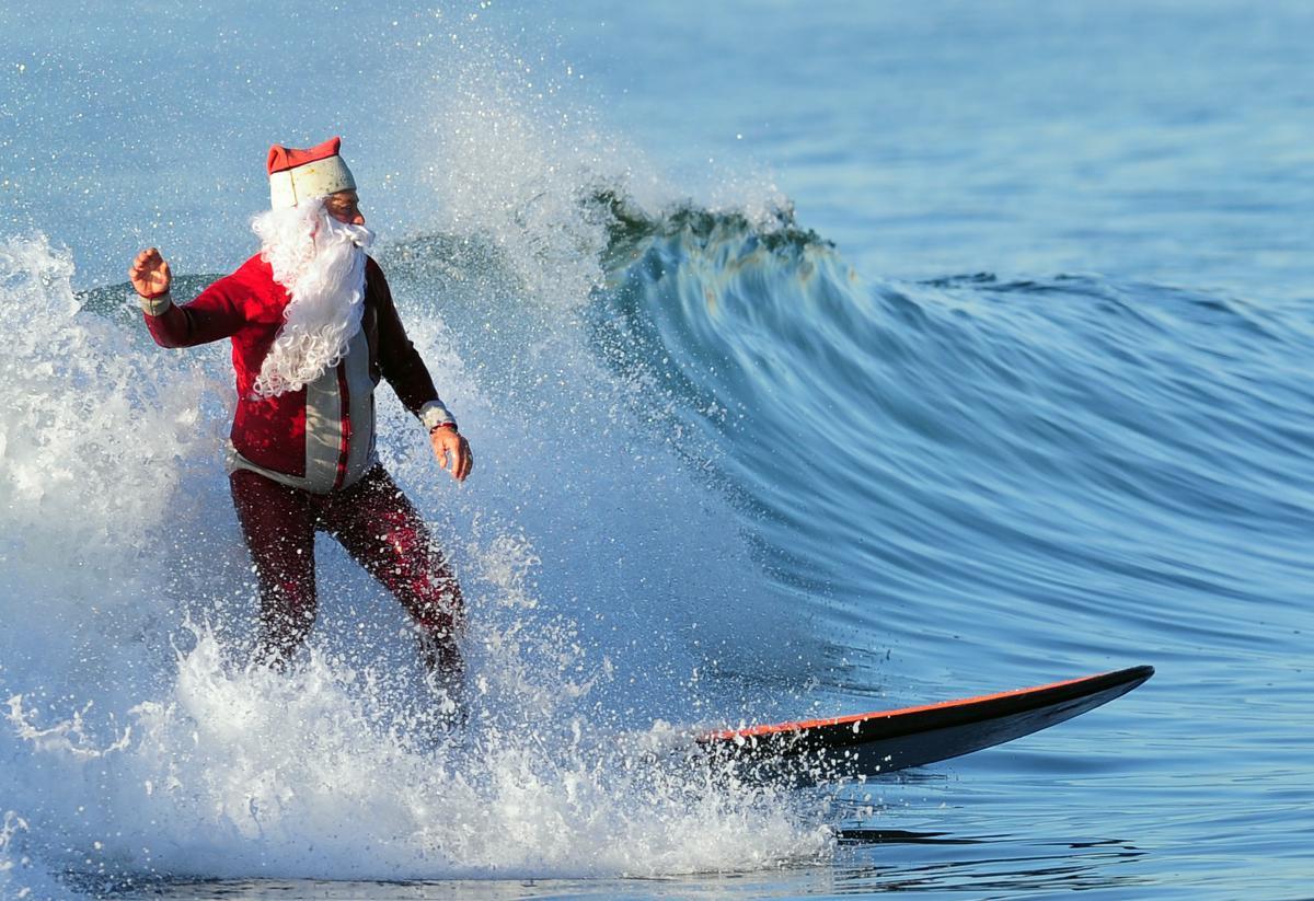 Les Traditions De Noel En Australie le père noël dans tous ses états