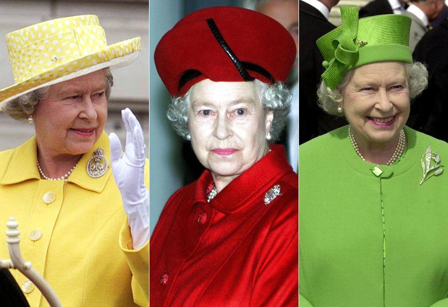 Populaire La reine d'Angleterre, sa vie, ses chapeaux et ses hobbies DM74