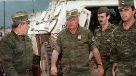 Serbie : des conspirationnistes déçus par la condamnation de Mladic
