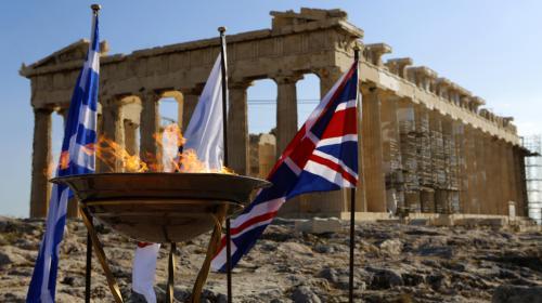 DIRECT. JO 2018: regardez la cérémonie d'allumage de la flamme à Olympie