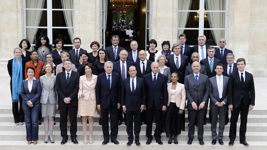 l u00e9gislatives   tous les ministres du gouvernement ayrault  u00e9lus