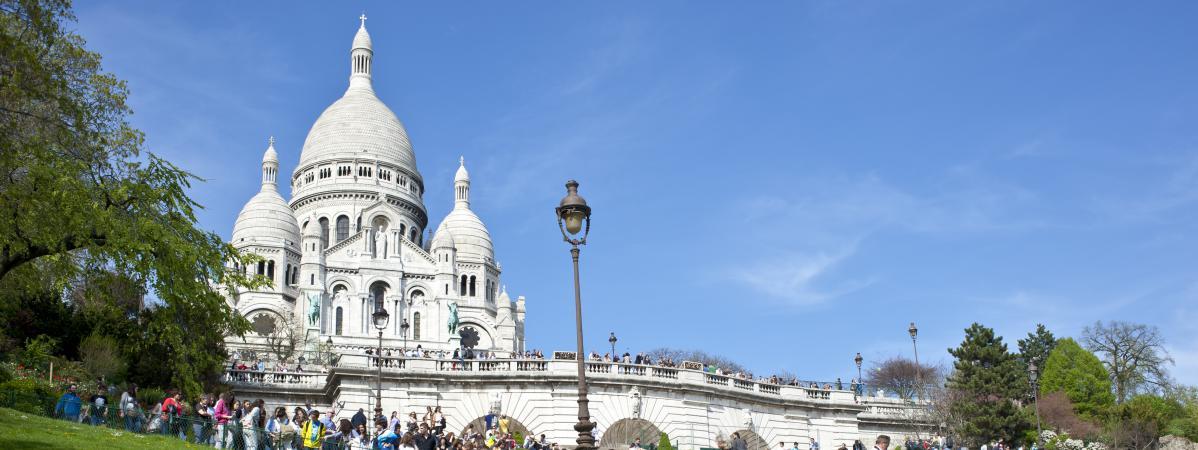 Et les 13 sites les plus visit s de paris sont for Sites de cuisine les plus visites