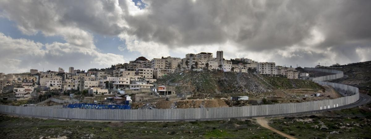 isra l va reprendre la construction du mur de s paration en cisjordanie. Black Bedroom Furniture Sets. Home Design Ideas