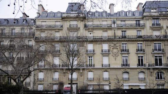 Maison Obiang Nguema Paris