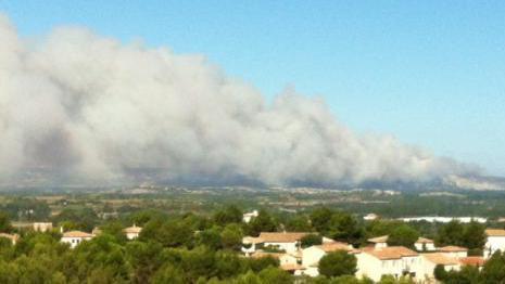 Bouches du rh ne l 39 incendie est fix for Info regionale bouche du rhone