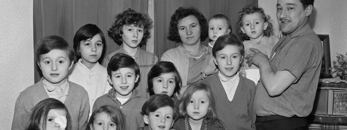 Etre enfant unique dans une famille riche aide mieux r ussir for Les problemes de la famille nombreuse