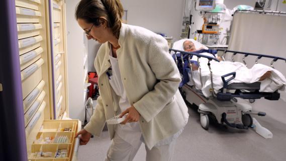 Video infirmier un m tier qui recrute for Salaire horaire jardinier