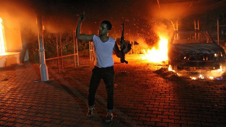 Violences Libye