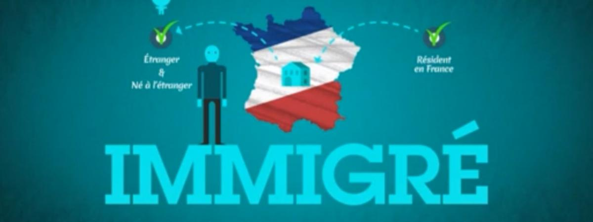 VIDEO. L'immigration en chiffres