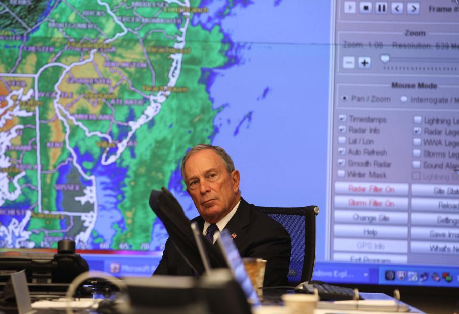 Les autorités étaient en alerte, à commencer par le maire de New York, Michael Bloomberg.