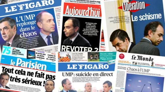 Pendant plus de dix jours, la guerre Cop-Fillon a fait la une de tous les journaux.