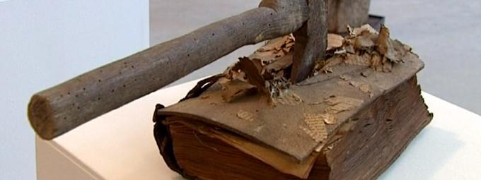 L Exposition Memoire Du Temps Du Manuscrit Au Livre Objet A Selestat