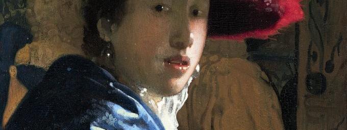 Vermeer Maître De La Lumière Hollandaise En Escale à Rome