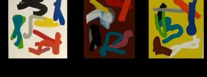 Formes Et Couleurs La Peinture Abstraite De Frédéric Prat