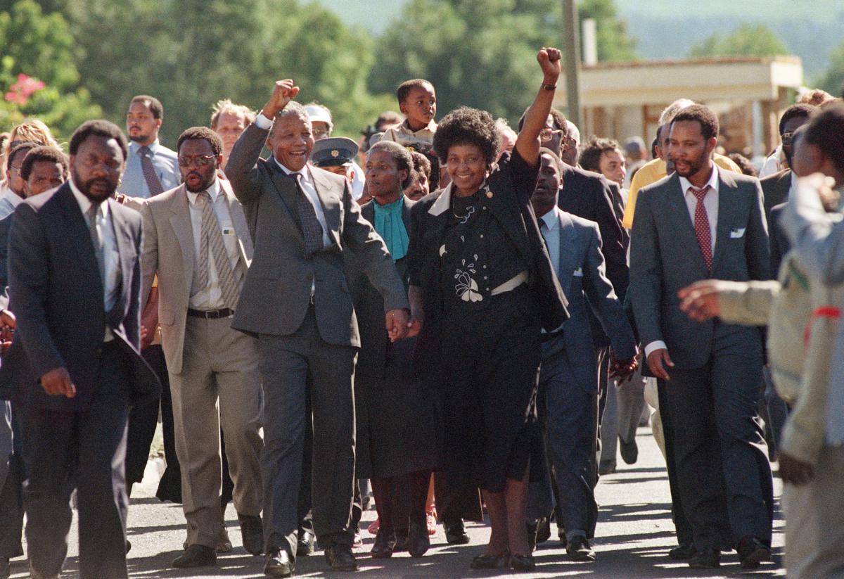 Dr Be Lekganyane: Nelson Mandela, Une Vie Contre L'apartheid