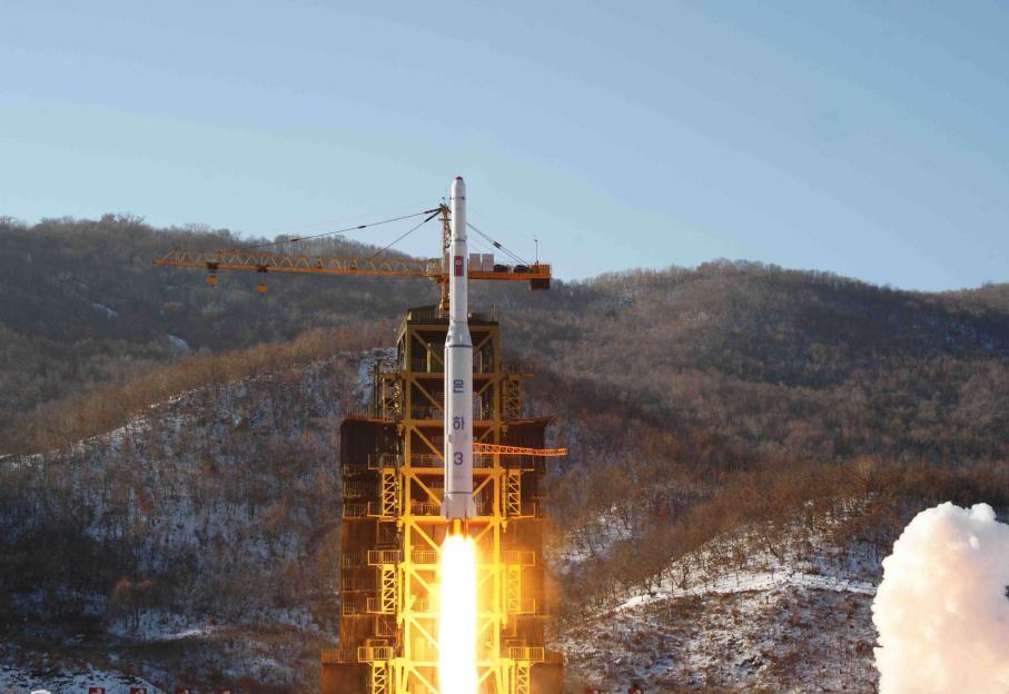 Le lanceur Unha 3 a mis en orbite un satellite nord-coréen le 12 décembre 2012. C'est le premier succès du genre pour la Corée du Nord.