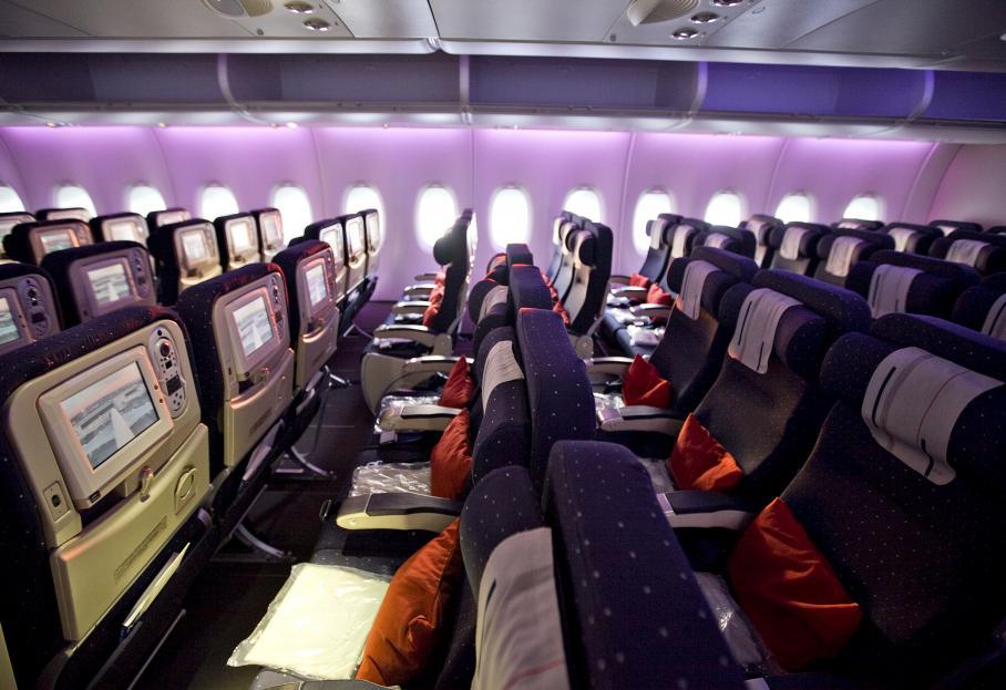 VIDEO. Bienvenue à bord de l\'A380 Paris-New York