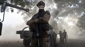 """Mali. Pour l'armée, le soldat français à la tête de mort """"n'est pas représentatif"""""""