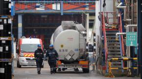 Rouen : opérations en cours pour stopper la fuite de gaz