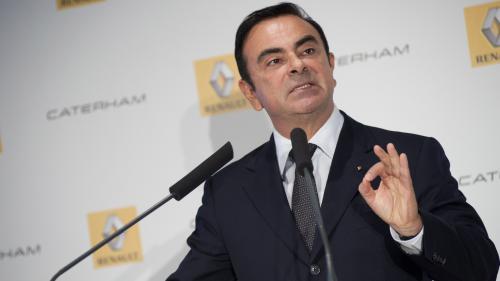 Renault : les actionnaires refusent la rémunération de Carlos Ghosn