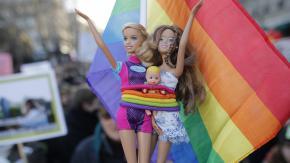 Mariage des homos : plongée en images au cœur du cortège