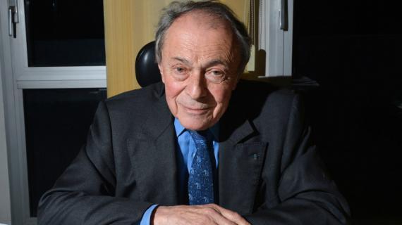 L'ancien Premier ministre Michel Rocard, le 22 novembre 2012 à Paris.