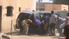 VIDEO. Le QG des islamistes mis à sac à Gao