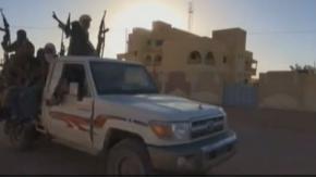 VIDEO. Mali : les rebelles touareg du MNLA se filment à Kidal