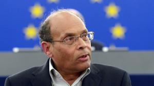 Le président Marzouki rend hommage à l'opposant tunisien assassiné