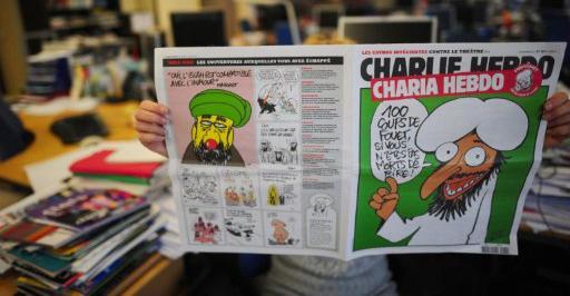 La rédaction du journal satirique parisien a été incendiée dans la