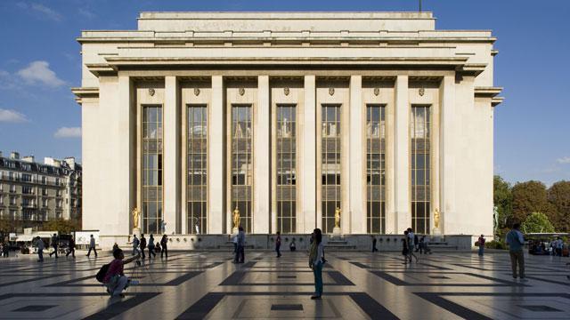 Le palais de chaillot accueille la cité de larchitecture et du patrimoine