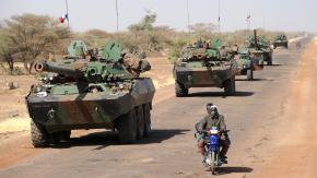 Mali. L'armée française entre dans l'un des derniers fiefs islamistes