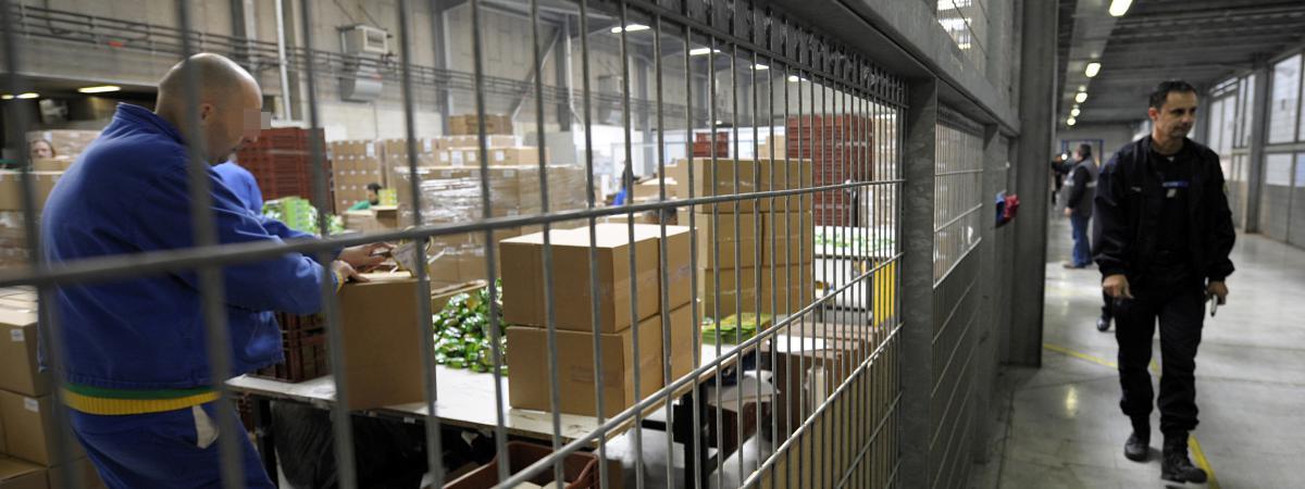 prison datant du Royaume-Uni