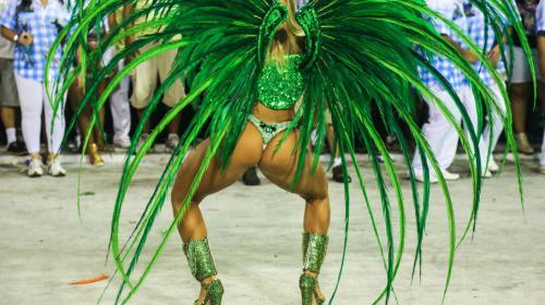 Brésil : l'effervescence du Carnaval de Rio