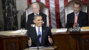 Barack Obama annonce le retrait de 34 000 soldats d'Afghanistan en 2013