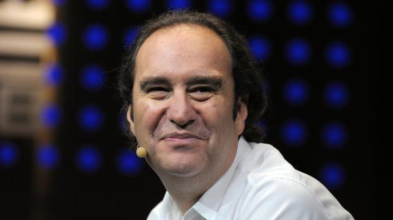 Le fondateur de Free Xavier Niel, le 4 décembre 2012 à Saint-Denis (Seine-Saint-Denis).
