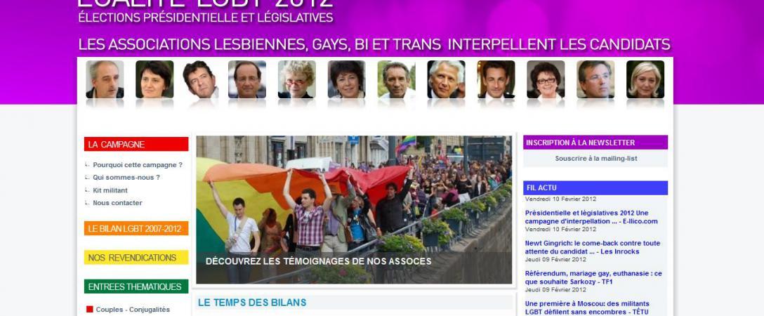 site routier gay