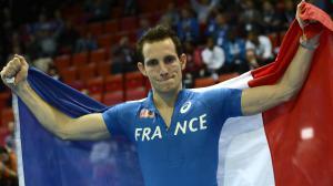 A 6m 01 m à son premier essai, Renaud Lavillenie décroche le titre européen