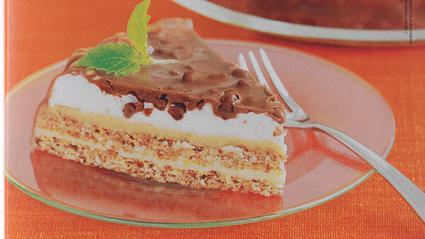 """Capture d'écran du site ikea.com qui présente la tarte """"chokladkrokant""""."""