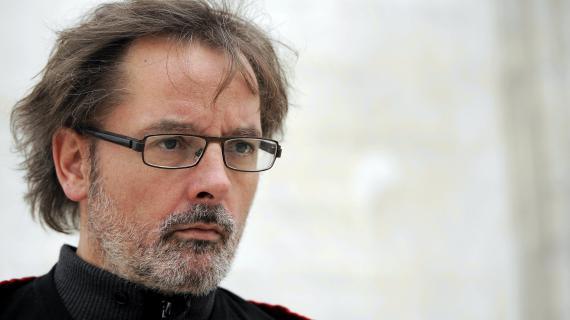 Christophe AlévêqueàNancy (Meurthe-et-Moselle), le 3 mars 2012.