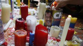 Le Venezuela pleure Chavez