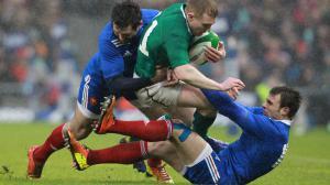 Les deux essais du match France-Irlande