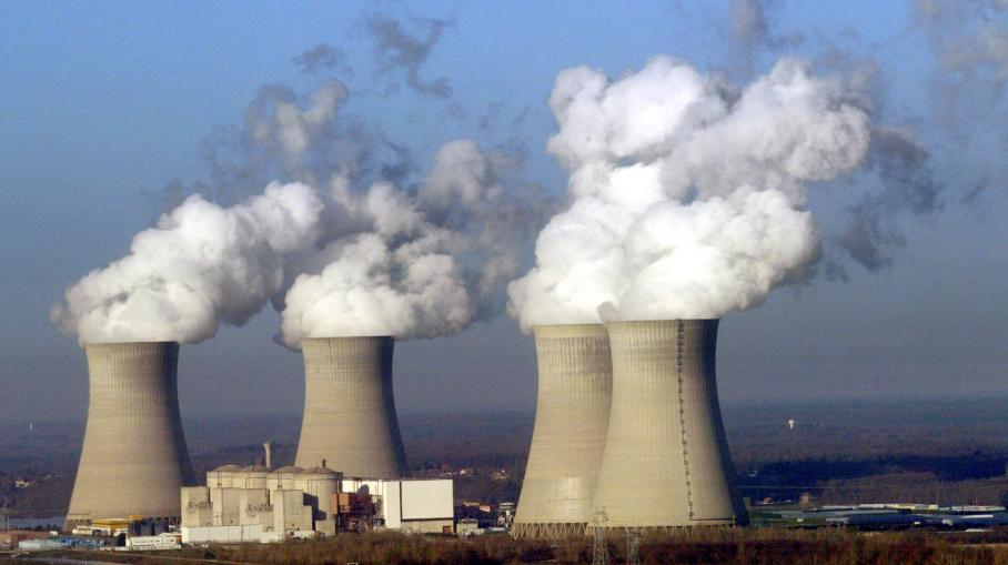 la central nucléaire qui recharge votre voiture électrique