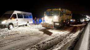 Météo France lève l'alerte orange neige et verglas pour 21 départements