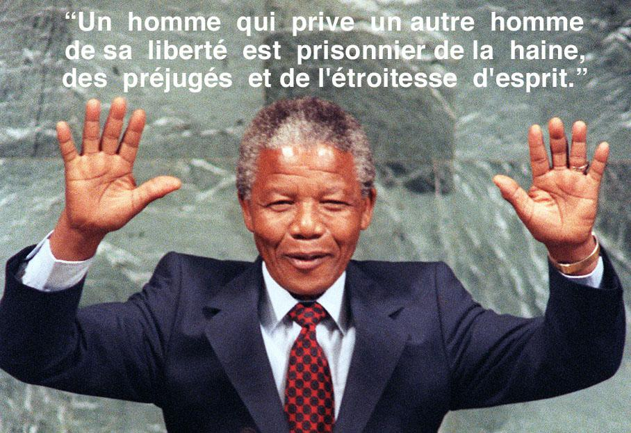 citations de nelson mandela