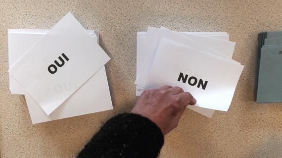 A LA UNE - Référendum sur la fusion des collectivités : les Alsaciens disent