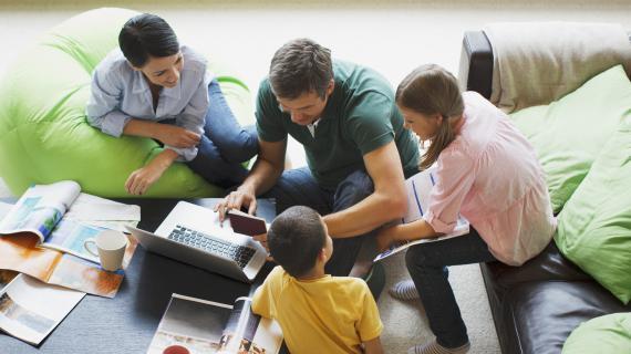 Parmi les préconisations du rapport Fragonard, celle de réduire jusqu'à 75% les allocations des familles les plus aisées.