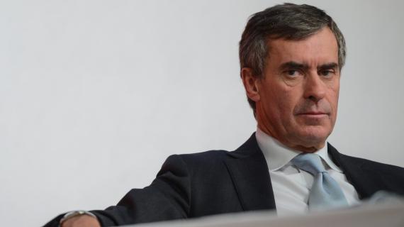 L'ancien ministre du Budget, Jérôme Cahuzac, le 28 septembre 2012 à Bercy.