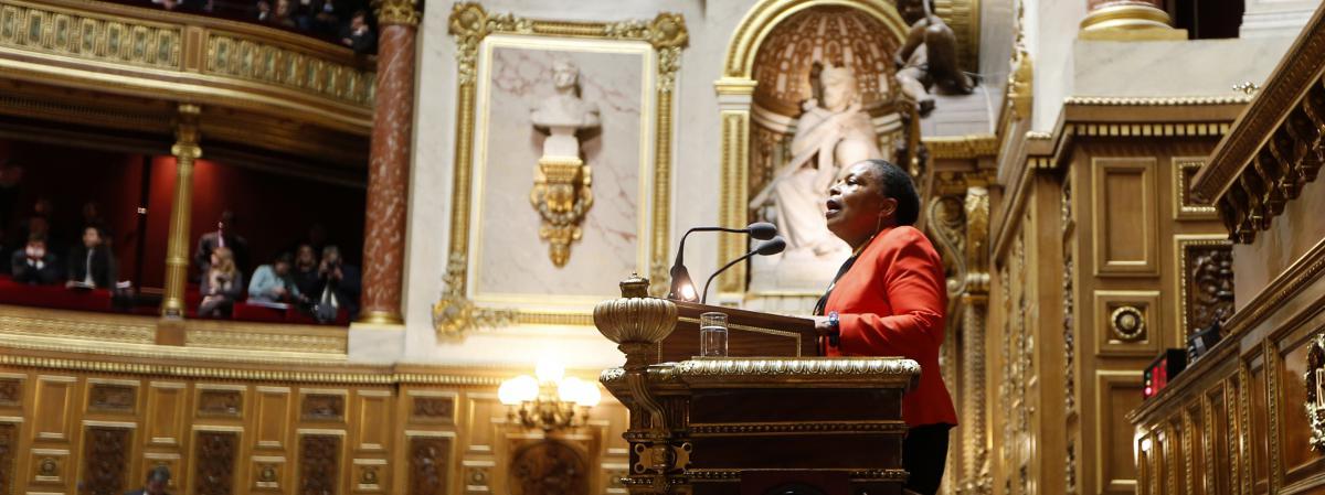 Le s nat a termin l 39 examen du texte sur le mariage pour tous - Chambre nationale des huissiers de justice resultat examen ...