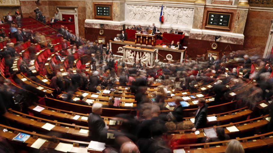 L'Assemblée nationale, le 5 février 2013.